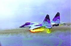 বিমানবাহিনীর  মহড়া 'উইনটেক্স-২০২১' শুরু