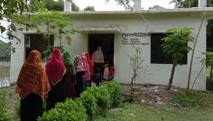 রাঙ্গাবালীতে কমিউনিটি ক্লিনিকে বাড়ছে রোগীর চাপ