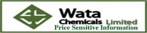 Wata Chemicals Limited
